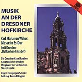 Musik an der Dredsner Hofkirche / Wagner, Scholze, et al