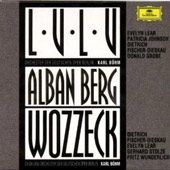 Berg: Lulu, Wozzeck / Karl B&#246;hm, Lear, Fischer-Dieskau
