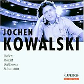 Jochen Kowalski - Lieder