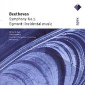 Beethoven: Symphony no 5, etc / Masur, McNair, et al