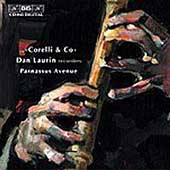 Corelli & Co. / Dan Laurin, Parnassus Avenue