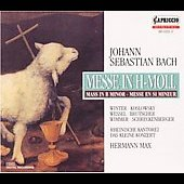 Bach: Messe in H-Moll / Max, Winter, Koslowsky, Wessel