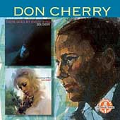Don Cherry (Vocals): There Goes My Everything/Take a Message to Mary