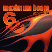 Various Artists: Maximum Boom for Your System, Vol. 6