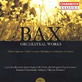 Classics - Bax: Orchestral Works Vol 1 / Thomson, et al