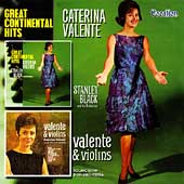Caterina Valente: Great Continental Hits/Valente and Violins