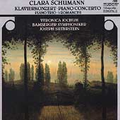 Clara Schumann: Piano Concerto, Trio, Romances / Jochum