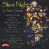 Silent Night at Saint Thomas / Hancock, St Thomas Choir