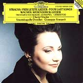 Strauss: Four Last Songs;  Wagner / Studer, Sinopoli