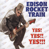 Edison Rocket Train: Yes! Yes!! Yes!!!