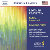 American Classics - Bernstein: Kaddish, etc