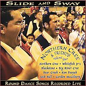 Northern Cree Singers: Northern Cree & Friends, Vol. 4: Slide and Sway
