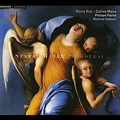 Pergolesi: Stabat Mater, etc / Pierlot, Rial, Mena, et al
