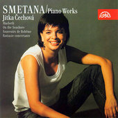 Smetana: Complete Piano Works Vol 1 / Jitka Cechova