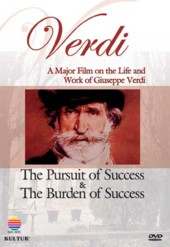 Verdi: The Pursuit & Burden Of Success [DVD]