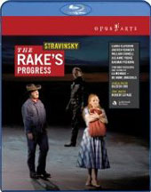 Stravinsky: The Rake's Progress / Ono, Claycomb, Kennedy, Shimell [Blu-Ray]