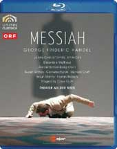 Handel: Messiah / Spinosi/Ensemble Matheus, Gritton, Horak, Pollmann [Blu-Ray]