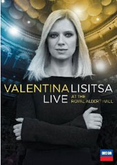 Valentina Lisitsa / Live At The Royal Albert Hall [DVD]