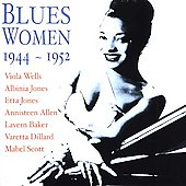 Various Artists: Blues Women 1944-1952
