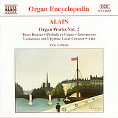 Alain: Organ Works Vol. 2