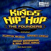Various Artists: Kings of Hip Hop: The Founders