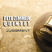 Pete Zimmer: Burnin' Live at the Jazz Standard