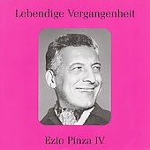 Lebendige Vergangenheit - Ezio Pinza Vol 4