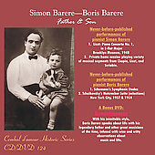 Father & Son - Liszt, Chopin, etc / Simon and Boris Barere