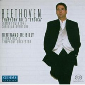 Beethoven: Symphony no 3, etc / De Billy, RSO Wien