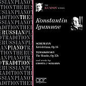 The Russian Piano Tradition - Konstantin Igumnov