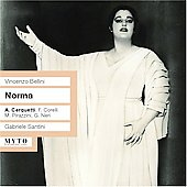 Bellini: Norma / Santini, Neri, Corelli, Cerquetti, et al