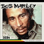 Bob Marley: The Reggae Legend [Membran] [Digipak]