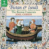 Tristan et Iseult / Cohen, von Ramm, Az&eacute;ma, Ledriot, Boston Camerata