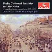 Arban: Twelve Celebrated Fantasies and Airs Varies / Gates, Rodgers