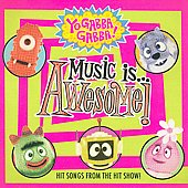 Yo Gabba Gabba!: Music Is...Awesome!