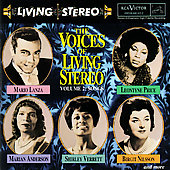 Various Artists: Voices of Living Stereo, Volume 2 - Songs