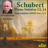Schubert: Piano Sonatas Nos. 13 & 14; Impromptus, Op. 94