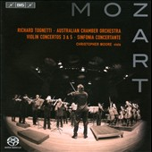 Mozart: Violin Concertos Nos. 3 & 5