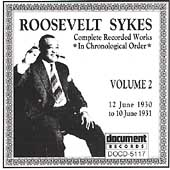 Roosevelt Sykes: Complete Recorded Works, Vol. 2 (1930-1931)