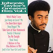Johnnie Taylor: Greatest Hits