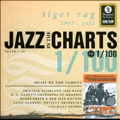 Various Artists: Jazz in the Charts, Vol. 1: Tiger Rag 1917-1921 [Digipak]
