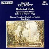 Truscott: Symphony in E, etc / Brain, NSO of Ireland