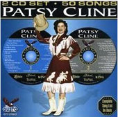 Patsy Cline: 50 Songs [Gusto]