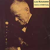 Leo Rowsome: Classics of Irish Piping