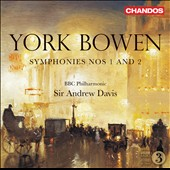 York Bowen: Symphonies Nos. 1 and 2 / A. Davis