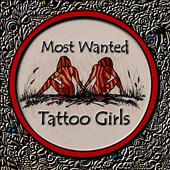 Most Wanted: Tattoo Girls *