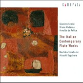 The Italian Contemporary Flute Works