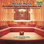 The Ruffatti Organ in Davies Symphony Hall / Michael Murray