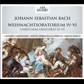 JS Bach: Christmas Oratorio, canatas IV-VI / Werlitz, Kammler, Goppel, Joas, Geirhos