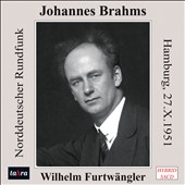 Brahms: Symphony No. 1 / Wilhelm Furtwangler